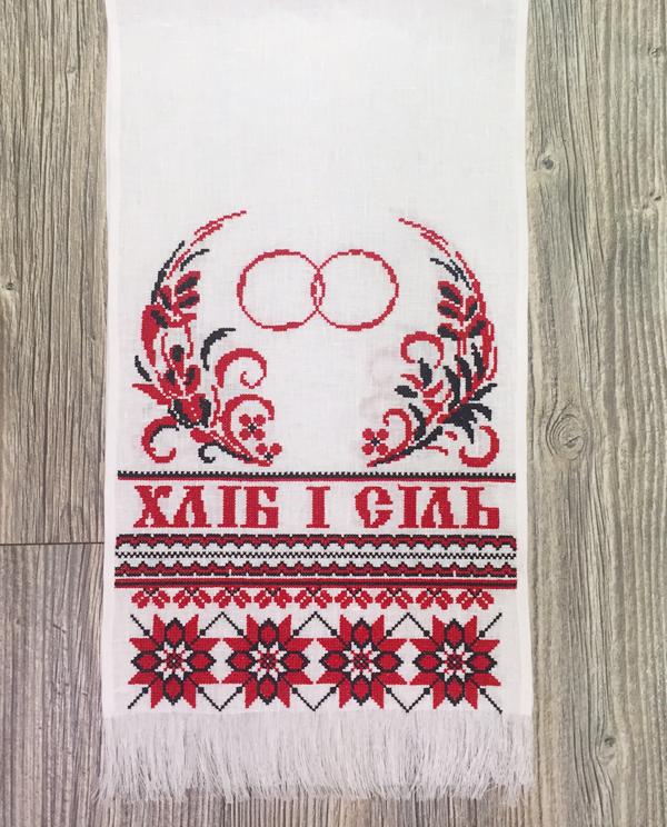 Украинский рушник NARODNE.COM.UA
